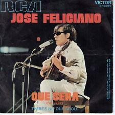 7inch JOSE FELICIANO que sera SPAIN  (S1618)
