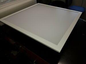 Led panel panneau dalle led 45w neuf 59,5cm x 59,5cm interieur 54cm x 54cm