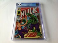 INCREDIBLE HULK 130 CGC 9.4 WHITE PAGES BANNER AT THE MERCY OF HULK MARVEL COMIC