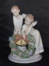 "Lladro Figurine  ""HEAVENLY CHRISTMAS "" Angels  #1863 -Ret 2003 by J Coderch-MINT"