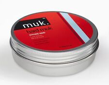 Hard Muk Hair Wax Styling Mud LARGE TIN 95g - Brutal Hold