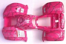ATV Body Plastic Taotao 110D 125D 110 125cc Coolster Extreme Utility Pink Spider