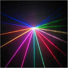 SHINP RGB FullColor Laser Light Stage DMX Master-Slave DJ Show Wedding Projector
