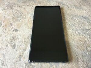 Samsung Galaxy Note10 SM-N970F/DS - 256GB - Aura Black (Unlocked) (Dual SIM)