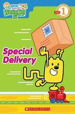 Wow! Wow! Wubbzy!: Special Delivery-ExLibrary