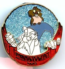 Disney Store UK - 2009 Cast Member Expedition Knowledge Pin - Merlin (LE 120)
