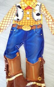 Toy Story Woody   Boys Fancy Dress Up Clothing Costume Age 8-9 Years