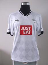 Derby County Hogar Camiseta De Fútbol Jersey 2015/16 (XL)