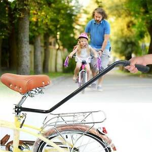 Bike Bicycle Practical Training Push Handle Bar Safety Balance Trainer for Kids