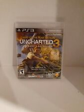 Uncharted 3: Drake's Deception -- Game of the Year Edition (Sony PlayStation 3,…