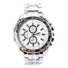 Hot Luxury Men's Stainless Steel Quartz Analog Wrist Watch Sport Watches Fashion