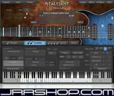 MusicLab RealEight Virtual 8-String Electric Guitar Plugin eDelivery JRR Shop