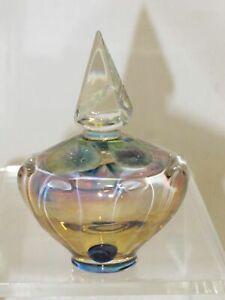 Richard Clements Squat Faceted Perfume Bottle,
