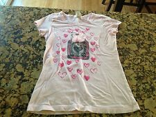 Girls L.A. Teez Tee Size 14 In Good Pre-owned Condition!