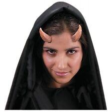 Realistic Devil Horns Prosthetic Costume Accessory Halloween Demon Fancy Dress