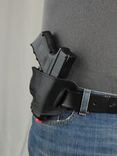 NEW Barsony Black Leather Slide Holster WALTHER PK 380 P22