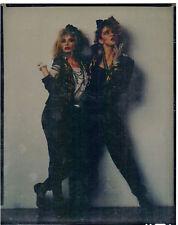 Madonna Herb Ritts ORIGINAL 8x10 Color Transparency Desperately Seeking Susan