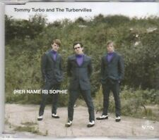 (AU657) Tommy Turbo & The Turbervilles, Sophie- 2009 CD