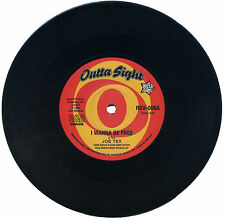 """JOE TEX  """"I WANNA BE FREE c/w OLD TIME LOVER""""    MONSTER R&B SOUND"""