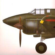KAWASAKI Ki-45 TORYU NICK Japanese Army Air Force Type 2 Fighter FAOW 21
