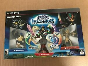 Skylanders Imaginators: Starter Pack PS3 (Sony PlayStation 3, 2016) New Sealed