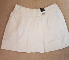 Short White Skirt, F&F, Size 10