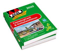 ACSI CampingCard & Stellplatzführer 2020 inklusive Ermäßigungskarte