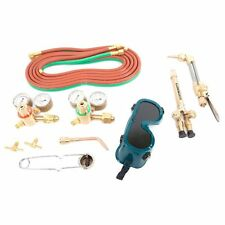 Forney 1680 Jet Flame Light/Medium Duty Victor Style OxyAcetylene Welding Kit