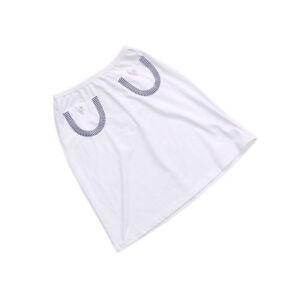 Fendi Skirts White Woman Authentic Used I173