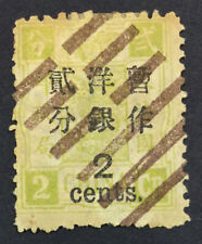 MOMEN: CHINA USED LOT #8706