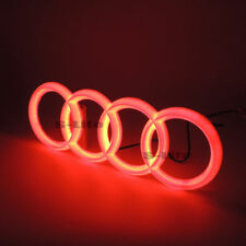 Sport Illuminated Led Grille BlLED Logo Emblem Light For Audi A1 A3 A4 A6 A5 S3