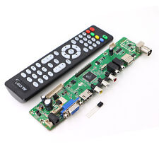 V59 Universal LCD TV Controller Driver Board PC/VGA/HDMI/USB Interface