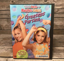 You're Invited to Mary-Kate & Ashley's Greatest Parties by Ashley Olsen, Mary-K