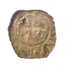 12th Century 1163-1174 Amalric I (Amaury) King Of Jerusalem Crusader Denier Coin