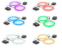 Tailgating Pros Premium 36 LED Cornhole Light Ring Set - 6 Color Options + Multi