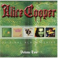 Alice Cooper - Original Album Version Vol. 2 (NEW 5CD)