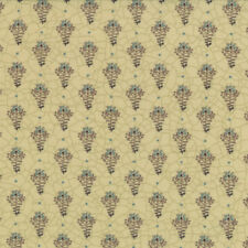 Moda Piecemakers Kathy Schmitz Flower Vase Cotton Fabric Fat Quarter 6054 11