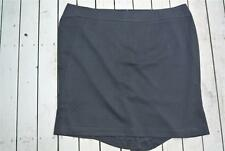 AUTOGRAPH Monotone Straight Skirt Size 24 NEW rrp $69.99 Mid Panel Booty Flare