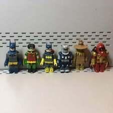 Medicom Kubrick Batman Set Series 1 DC Comics Lot 6 Figures