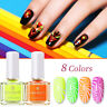 BORN PRETTY 6ml Stamping Polish for Stamp Plates Fluorescence Nail Art Varnish
