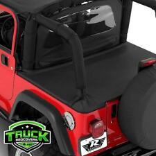 Rampage 761015 Tonneau Cover for 1997-2006 Jeep Wrangler (TJ)
