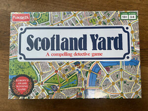 Scotland Yard Board Game *Brand New Sealed*