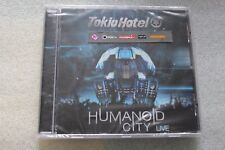 Tokio Hotel - Humanoid City - Live CD  Polish Stickers NEW SEALED