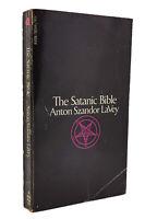 Anton Szandor Lavey THE SATANIC BIBLE  1st Edition 1st Printing