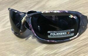 Xloop Polarised Camo camouflage Sunglasses 100%uv blocking no glare