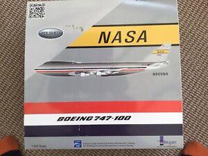 Inflight 1/200 NASA 747 N905NA Polished Very Rare IF747NASA001