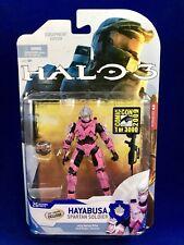 McFarlane Halo 3 Series 4 PINK Hayabusa Spartan Soldier D&R Lineups Exclusive