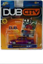 2001 Jada DUB CITY 2000 Chevy S-10 Limp Bizkit's Fred Durst (Purple)