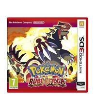 Pokemon Rubí Omega Nintendo 3DS