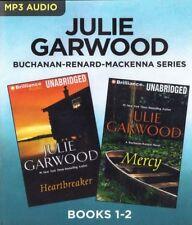 Julie GARWOOD / HEARTBREAKER & MERCY (2 complete books)   [ Audiobook ]